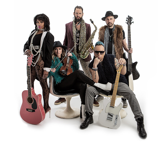Strut NuDisco Band